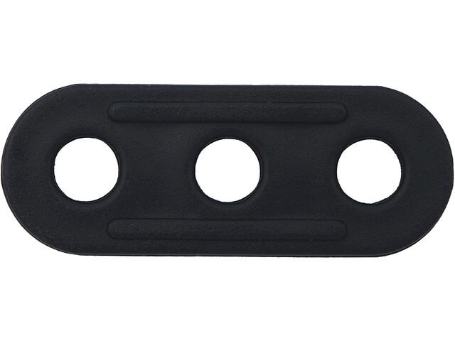 Relags Zeltleinenspanner 38x13x2,5mm schwarz